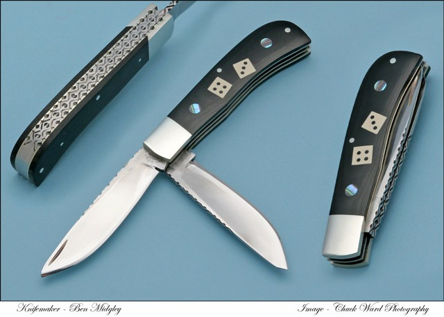 Ben Midgley Knives Wister, OK
