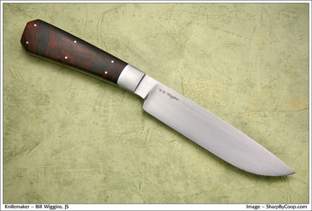 Bill Wiggins custom knives