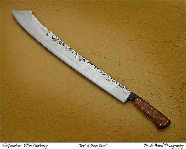 Allen Newberry Knives