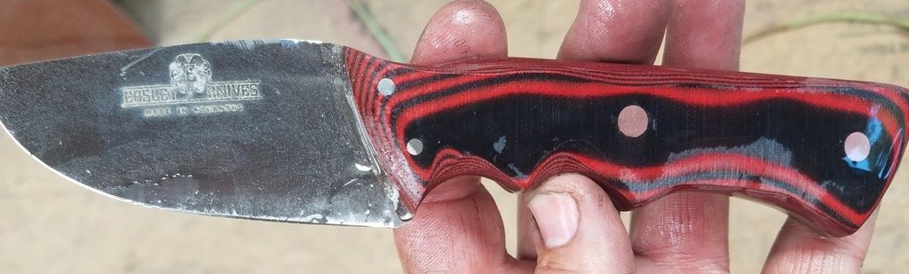 Mike Easley Knives